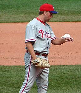 Aaron Fultz got lit up for the Philadelphia Phillies.