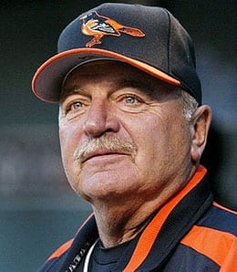Leo Mazzone has experienced mixed results with the Baltimore Orioles.