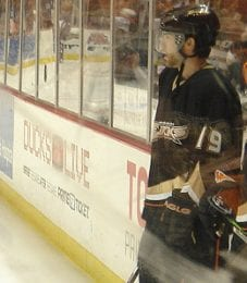 Andy MacDonald could benefit from an improved Anaheim Ducks power play.