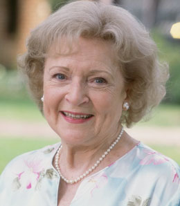 Is RotoRob man enough for Betty White?
