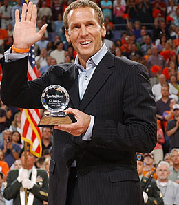 Toronto Raptors General Manager Bryan Colangelo has done a masterful job turning the franchise around.
