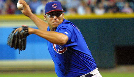 Chicago Cubs starting pitcher Carlos Zambrano will be counted on to lead the rotation again this season.