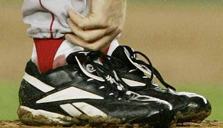 Boston Red Sox starting pitcher Curt Schilling will return to pitch another season.