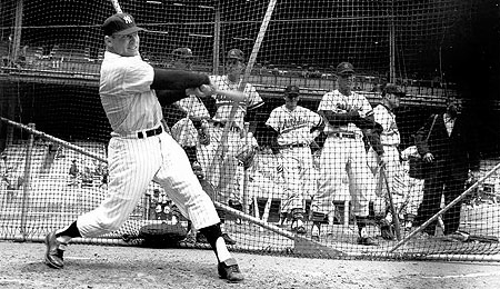 Having Mickey Mantle on your fantasy team is fantasy no more.