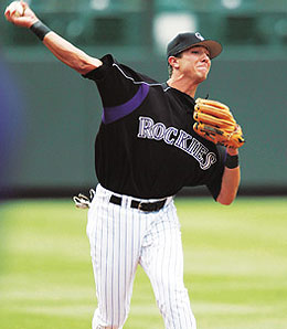 Colorado Rockies shortstop Troy Tulowitzki is starting to gain traction on the waiver wire.
