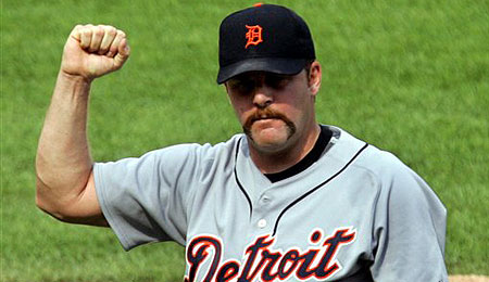 Todd Jones will be back as the closer of the Tigers.