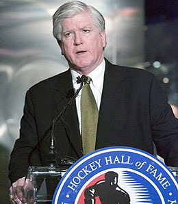 Brian Burke is the king of the comebacks.