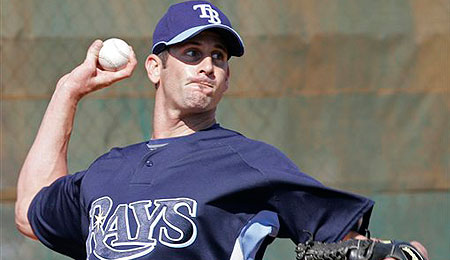 Can Grant Balfour stick with the Rays?