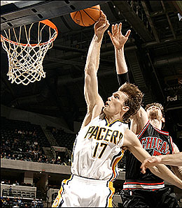 Mike Dunleavy has been a fantasy stud this year.