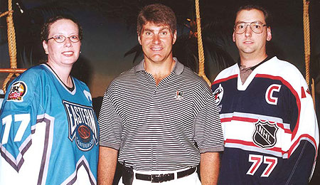 Ray Bourque is making a comeback.