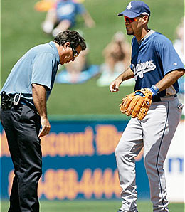 Stan Conte has his work cut out for him with the Dodgers.