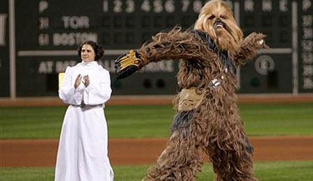 Can you beat Chewbacca and Princess Leia?