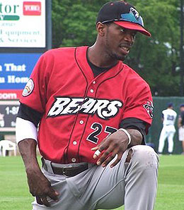 Keith Reed is a former Orioles prospect.