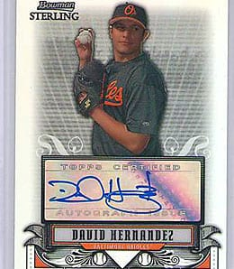 David Hernandez is enjoying a solid rookie season for the Baltimore Orioles.