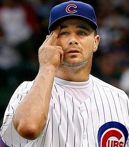 Ted_Lilly is on the comeback trail for the Chicago Cubs.