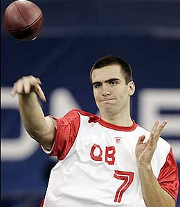 Joe Flacco could have a very good season for the Baltimore Ravens.