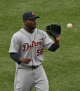 Fernando Rodney has excelled as the closer for the Detroit Tigers.