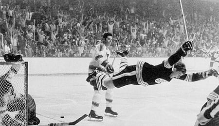 Former Boston Bruin Bobby Orr is still the yardstick all defencemen are measured by.