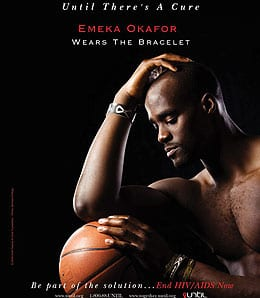 Emeka Okafor gives the New Orleans Hornets an offensive centre.