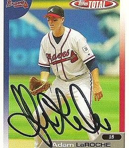 Adam LaRoche was a fantastic addition for the Atlanta Braves.