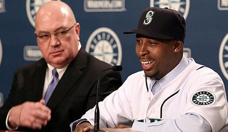 Chone Figgins will be the new sparkplug for the Seattle Mariners.