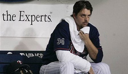 Boof Bonser is trying to get healthy for the Boston Red Sox.