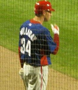 Roy Halladay is the new ace of the Philadelphia Phillies.