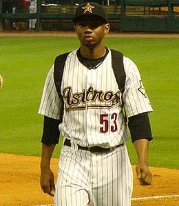 Wesley Wright is trying to become a starter for the Houston Astros.