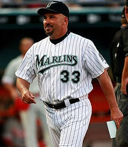 Fredi Gonzalez is having a tough time with the Florida Marlins.