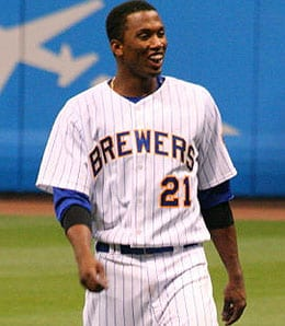 Alcides Escobar could be a breakout star for the Milwaukee Brewers next season.