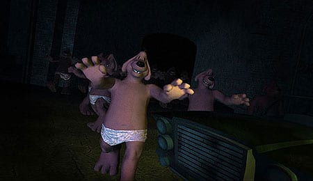 Sam & Max: The Devil's Playhouse: Episode Four (Beyond the Alley of the Dolls)