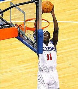 Jrue Holiday should improve for the Philadelphia 76ers.