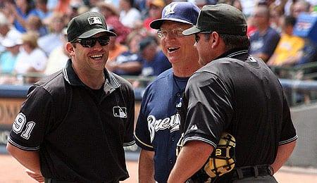 Ken Macha has led the Milwaukee Brewers to ruin.