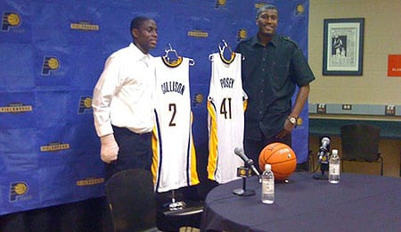 Darren Collison should shine with the Indiana Pacers.