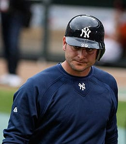 Francisco Cervelli was unimpressive for the New York Yankees this year.