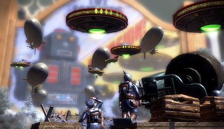 Invasion DLC