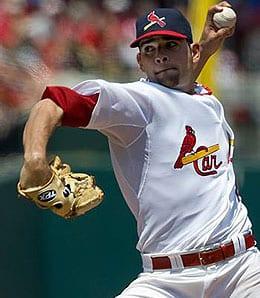 Jaime Garcia gaves the St. Louis Cardinals a superb No. 3 starter.