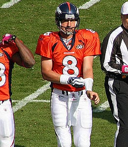 Kyle Orton is having a career year for the Denver Broncos.
