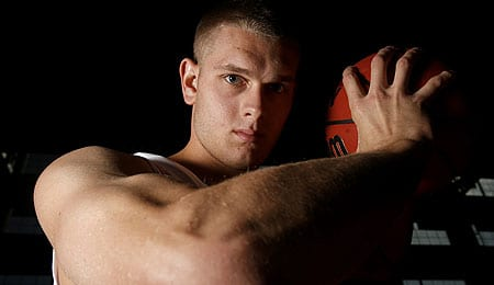 Cole Aldrich has been sent to the D-League by the Oklahoma City Thunder.