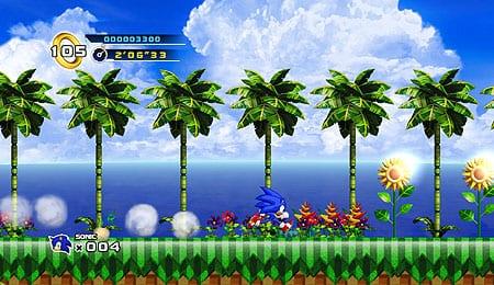 Sonic The Hedgehog 4, Episode 1