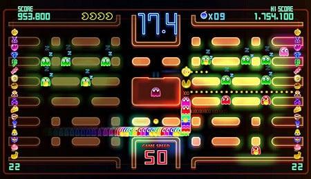 Pac-Man Championship Edition DX