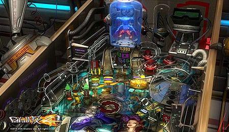 Pinball F/X 2 & Marvel Tables DLC