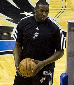 DeJuan Blair has been productive for the San Antonio Spurs.