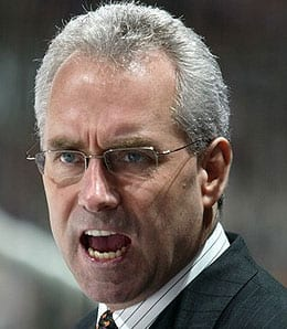 Tom Renney is trying to turn the Edmonton Oilers around.
