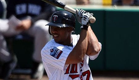 Ben Revere is getting a chance to play for the Minnesota Twins.