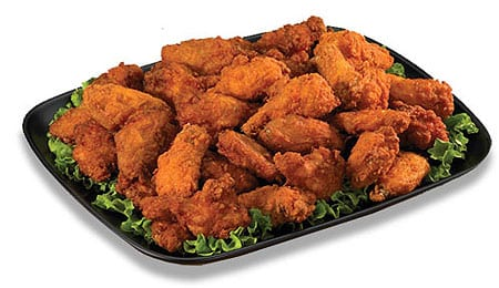 Chicken Wings are on the line in the NFL lockout.
