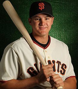 Brett Pill is ready for a shot with the San Francisco Giants.