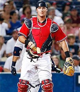 Jarrod Saltalamacchia has provided nice power for the Boston Red Sox.
