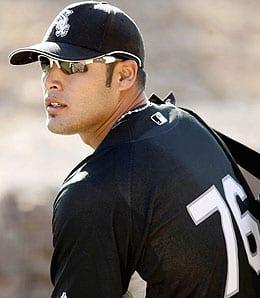 Sergio Santos bounced back for the Chicago White Sox.