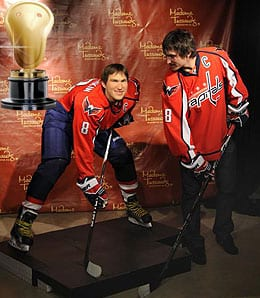 Alex Ovechkin has not looked like himself for the Washington Capitals.